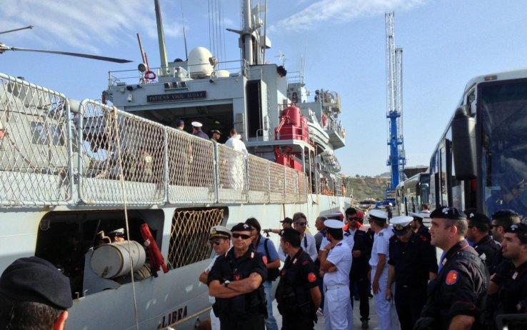 Catania, fermato il presunto scafista dello sbarco di 114 migranti di lunedì scorso