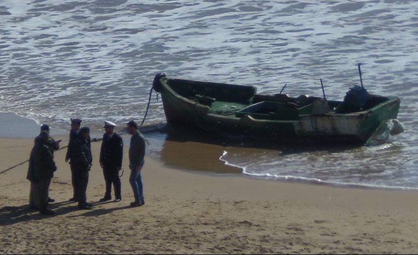 Migranti, 11 tunisini sbarcano sulla costa di Siculiana