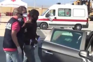 Lo sbarco di migranti a Pozzallo, fermato un presunto scafista