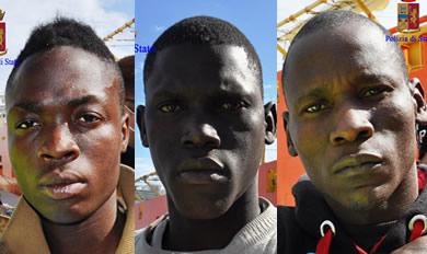 Lo sbarco dei 207 migranti a Pozzallo, fermati tre presunti scafisti