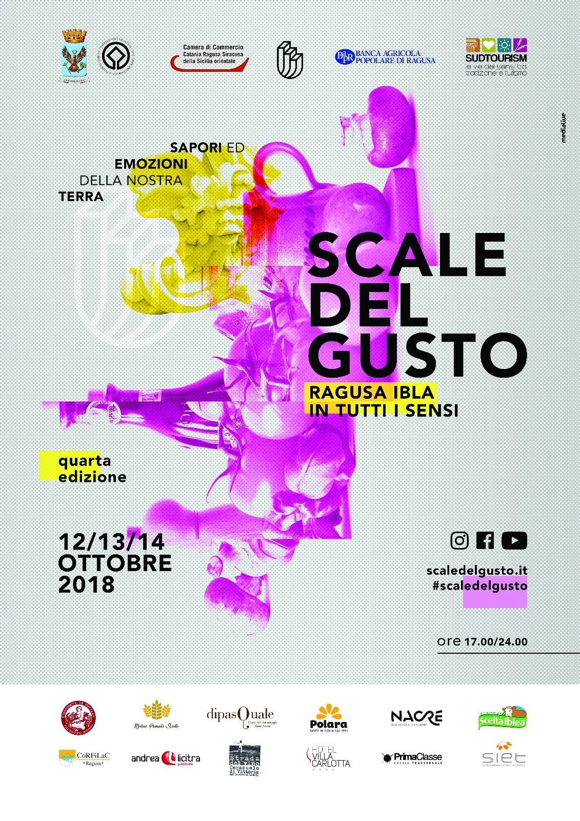 """Ragusa, allerta meteo: """"Scale del Gusto"""" rinviata alla prossima settimana"""