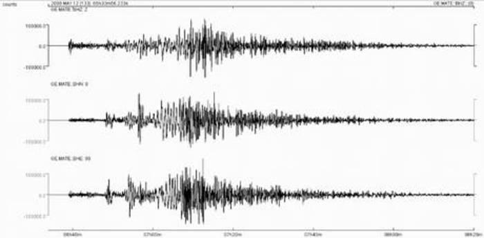 Scossa di terremoto in Calabria di magnitudo 3.0 a largo di Scalea