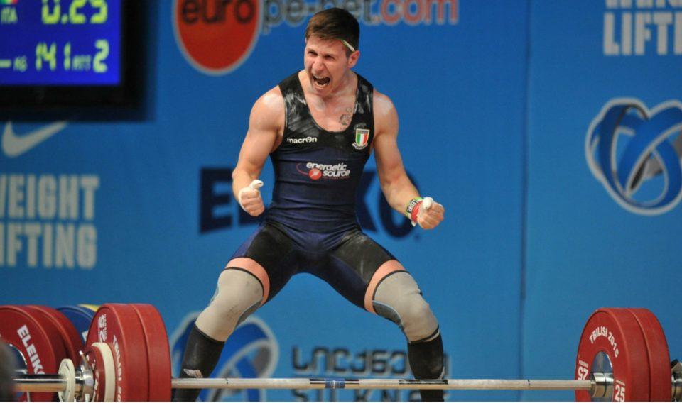 Pesi, ai Mondiali medaglia di bronzo per il nisseno Mirco Scarantino