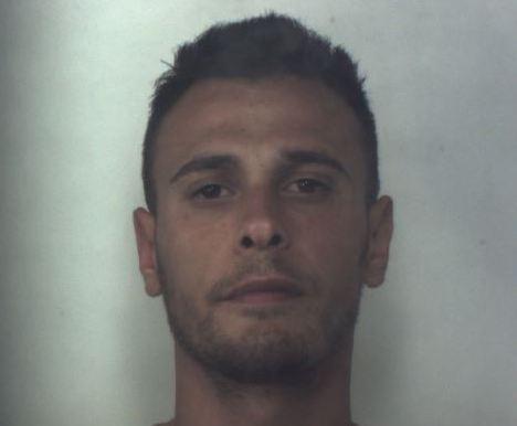 Siracusa, evade dagli arresti in casa: viene portato in carcere