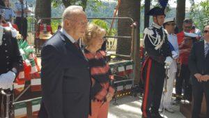 Onorificenza a Ragusa consegnata all'ex procuratore onorario Scarso