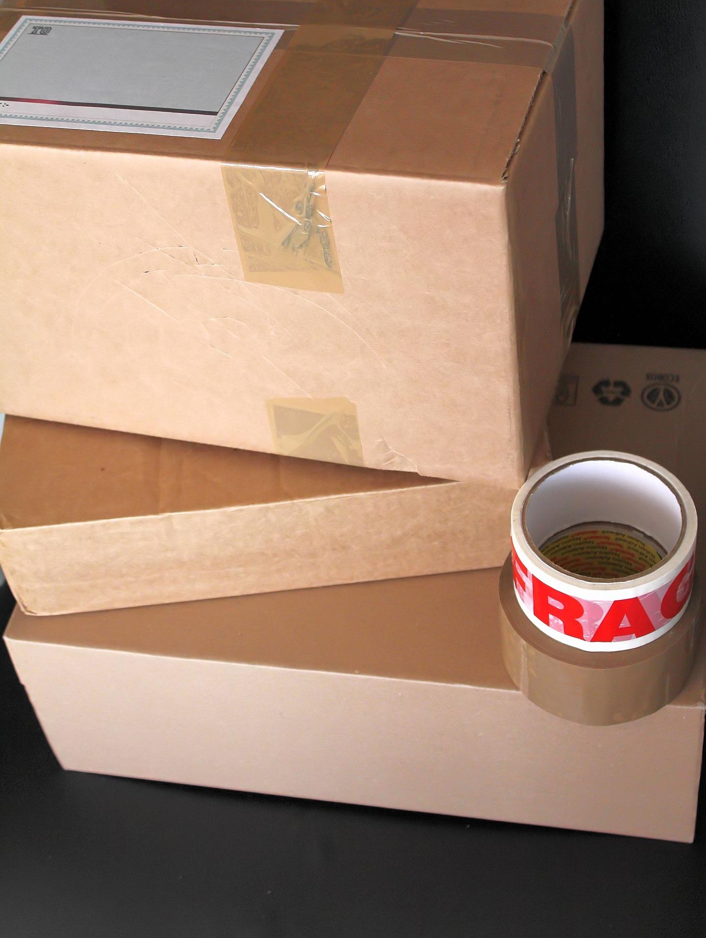 Gli scatoloni non fanno più paura: traslocare è facile tra consigli e app tecnologiche