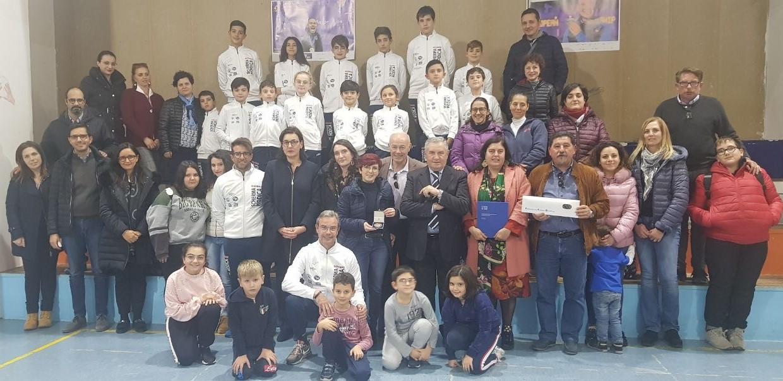 Scherma, il presidente della Fis Giorgio Scarso visita la sezione di Pozzallo
