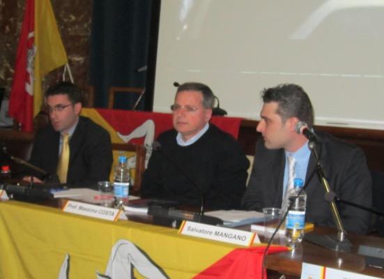 """Pergusa, nasce """"Siciliani liberi"""" nuovo movimento indipendentista"""
