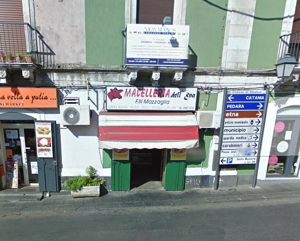 Nicolosi, Striscia la Notizia segnala una macelleria: trovate carni abbattute illegalmente