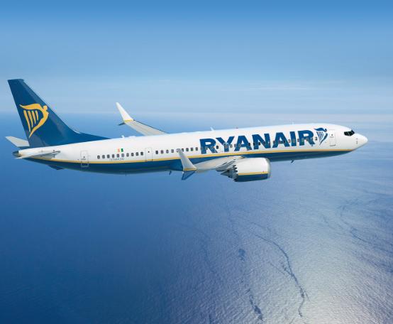 Aeroporti, Ryanair lancia la nuova programmazione: dalla Sicilia si raggiungerà anche Dusseldorf