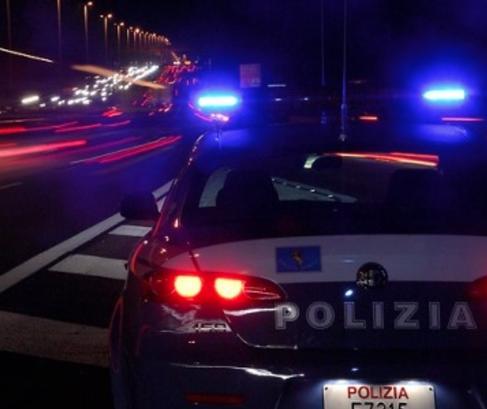 Inseguimento spericolato e collisione con volante della polizia: due arresti a Catania