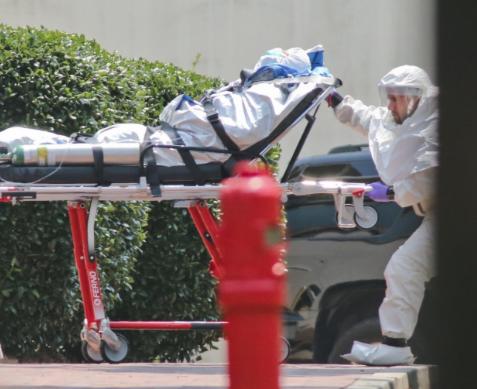Pantelleria, presunto caso di ebola si rivela invece malaria