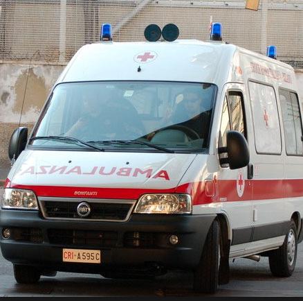 Agrigento, un uomo precipita dal viadotto dopo scontro: è grave