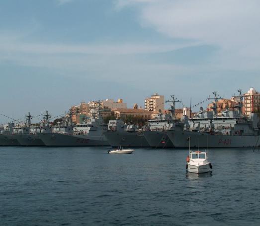 Augusta, pesca subacquea nel comprensorio della marina militare: due denunce