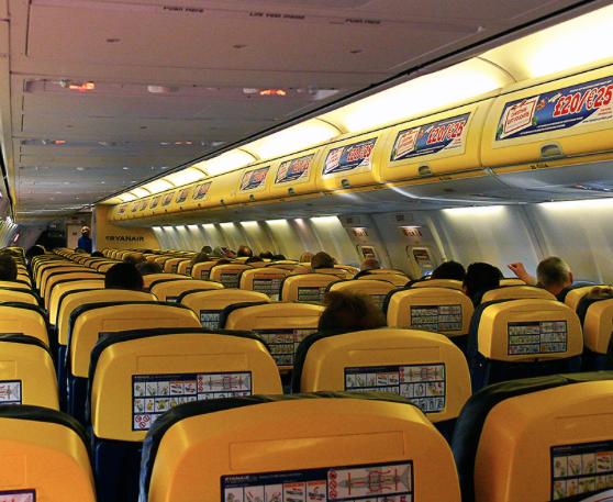 Ryanair pronta ad assumere 3000 persone in Sicilia
