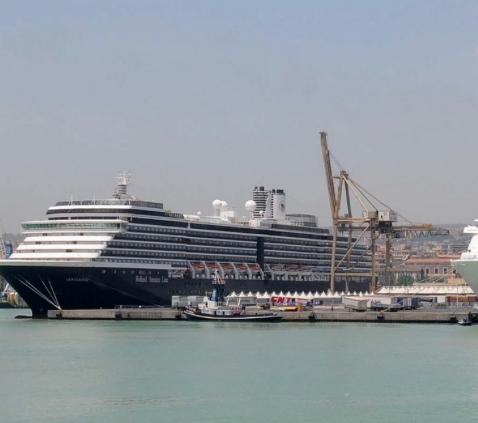 Catania, navi da crociera portano 1500 turisti in due giorni