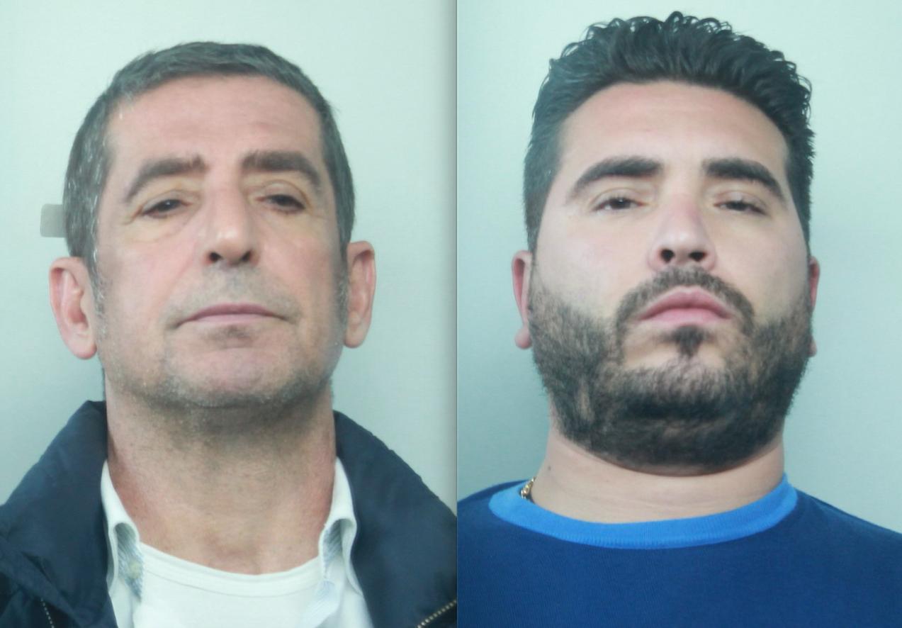 Catania, Non si fermano all'alt della Polizia: finiscono in carcere