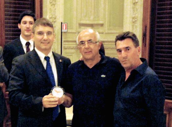 Ragusa, i registi Occhipinti e Scollo premiati a Montecatini