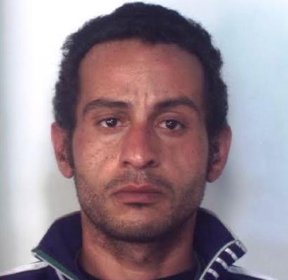 Ragusa, ai domiciliari per rapina finisce in carcere per evasione