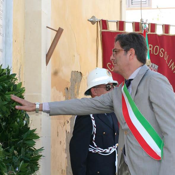 Rosolini,  solenne cerimonia per celebrare il 4 Novembre