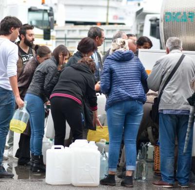 E' ancora emergenza idrica a Messina, lanciata ipotesi nuovo by pass
