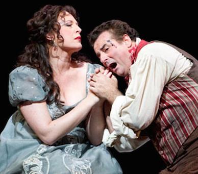 Il tenore Marcello Giordani festeggia con la Tosca i suoi 20 anni al Met