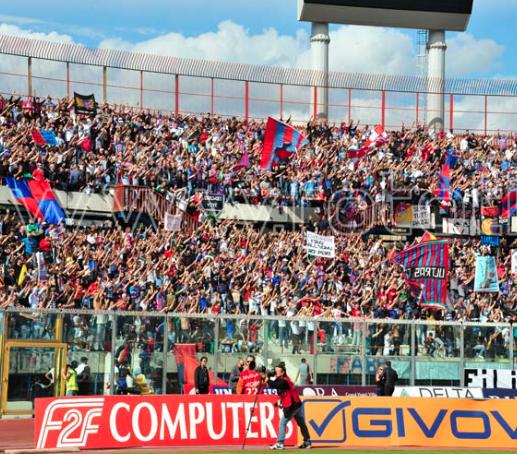 Messina-Catania, i rossazzurri non potranno presenziare alla partita