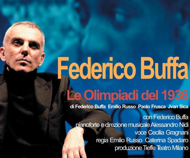 A Città della Notte arriva il cantastorie Federico Buffa