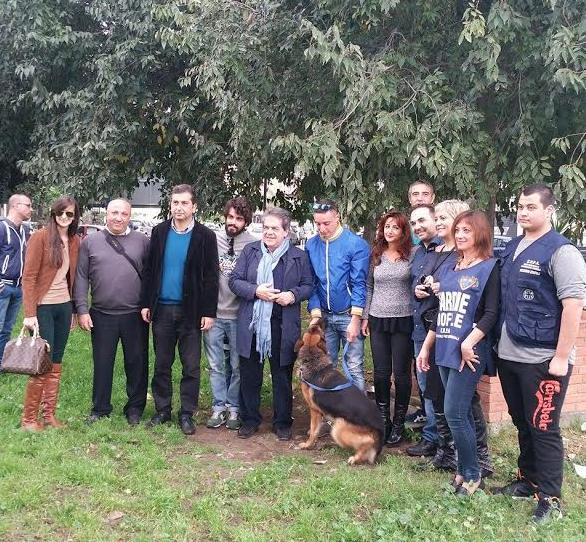 Catania, lotta a randagismo: applicati 43 microchip anche il cane di quartiere