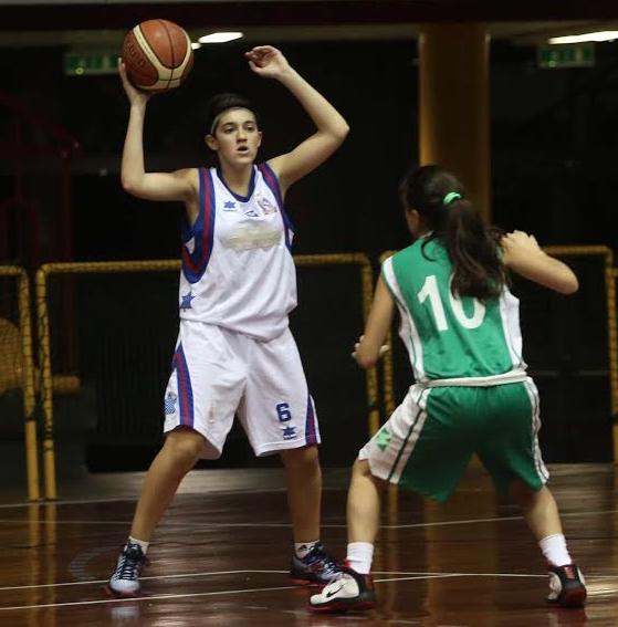 Basket femminile, il Rainbow Catania sbaraglia il Santa Venerina per 24-62