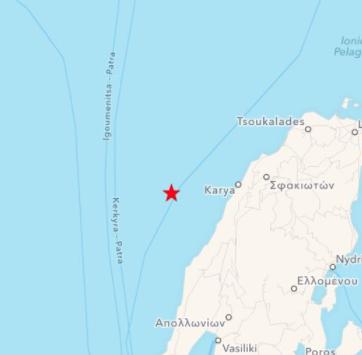 Forte scossa di terremoto in Grecia, il sisma avvertito pure nella province di Catania e Siracusa