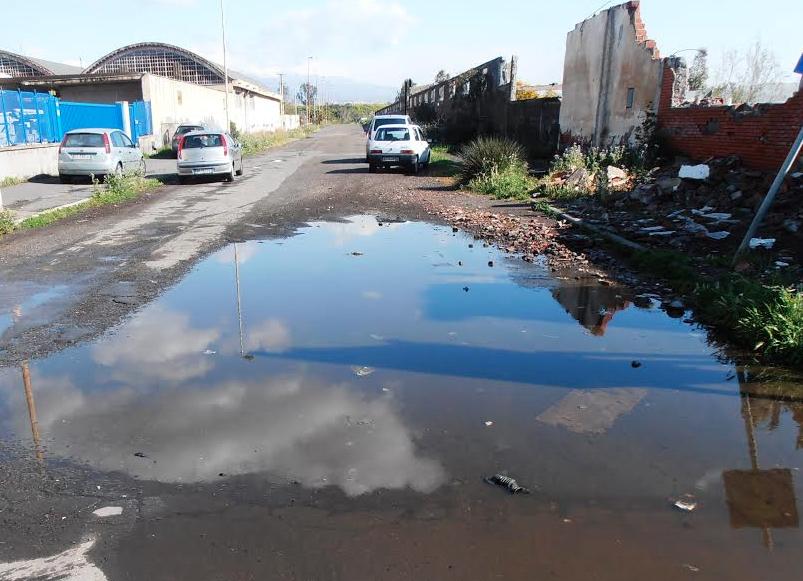 """Catania, presidente commissione al Patrimonio: """"Zona industriale nel completo abbandono"""""""
