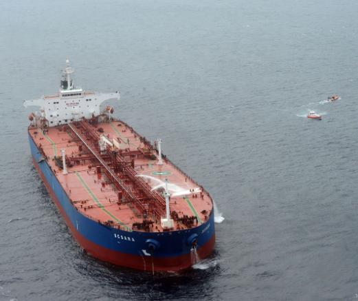 Terrorismo, Gela: simulati ordigni su petroliera