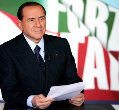 """Convention Forza Italia a Palermo, Berlusconi: """"In Sicilia bisogna tornare al 61 a 0"""""""