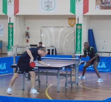 Siracusa, tennistavolo: quarta sconfitta stagionale per l'A.s.d. Vigaro