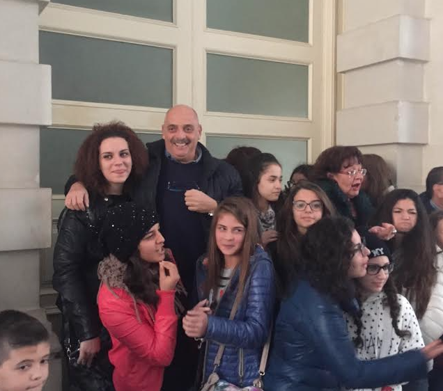 Noto, VolaLibro 2015: Paolo Brosio ospite nell'aula magna del Seminario Vescovile
