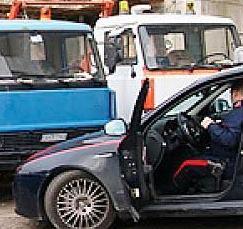 Ragusa, i carabinieri sventano grosso furto di mezzi a nota azienda locale