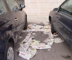 Catania, vietato il volantinaggio commerciale dall'8 dicembre al 12 febbraio