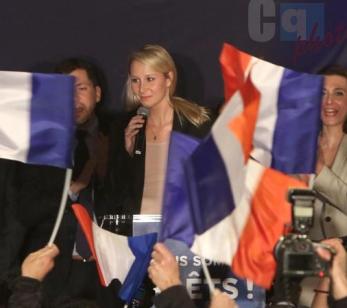 Regionali Francia, partito di Marine Le Pen il più votato