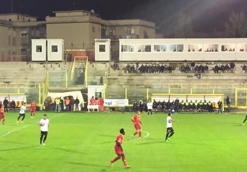 Bello il derby siciliano tra Messina ed Akragas, finisce 1 a 1