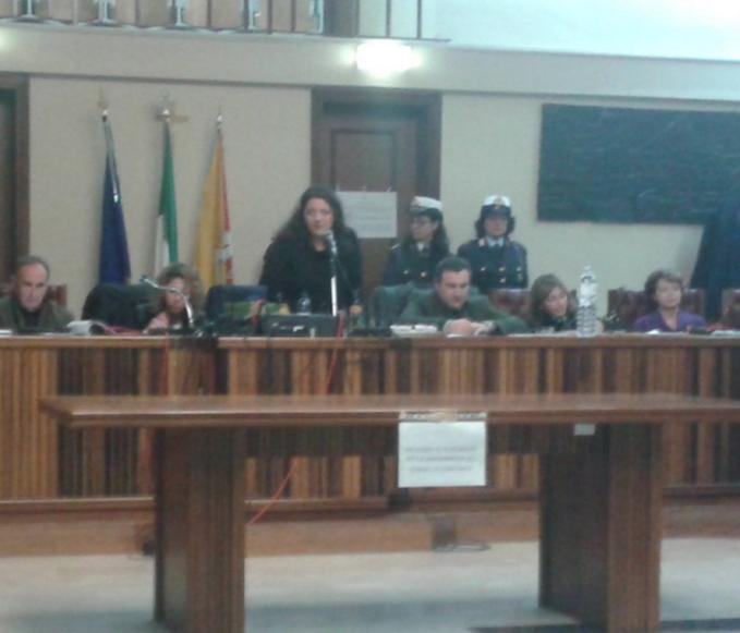 Augusta, è Lucia Fichera il nuovo presidente del Consiglio Comunale