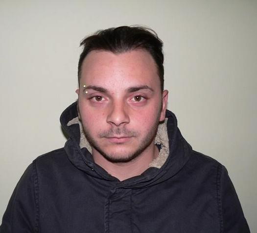 Catania, la polizia arresta un giovane per cumulo di pene