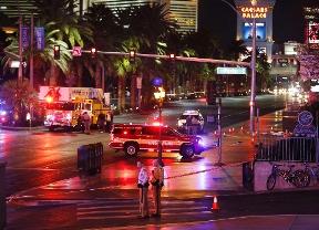 Las Vegas, auto sulla folla a Miss Universo: un morto e 37 feriti