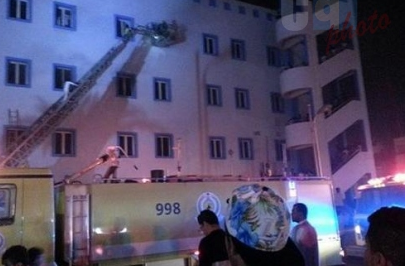 Arabia Saudita, incendio in un ospedale: almeno 25 morti
