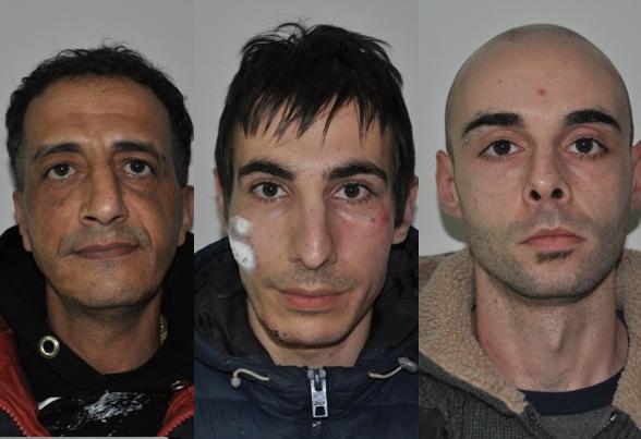 Modica, operazione antidroga della polizia: arrestati 3 uomini