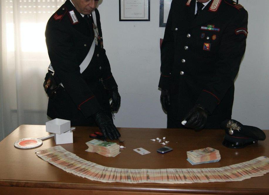 Avola, controllo antidroga dei carabinieri: arrestate 3 persone
