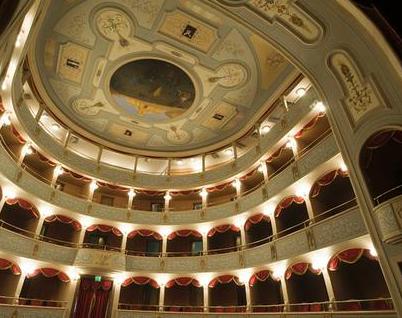 Stagione di prosa Modica, Perracchio e Arezzo