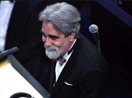 """Il Maestro Peppe Vessicchio, al festival una """"star dell'affetto"""""""