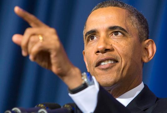 Barack Obama conferma: