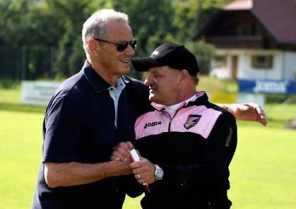Calcio, Palermo: Iachini ha salutato staff e giocatori